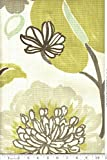 Braemore - Gorgeous - Pearl - Flower Print - Fabric By The Yard