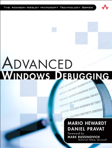 Advanced Windows Debugging by Addison-Wesley Professional