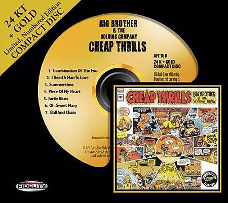 Big Brother Holding Company Cheap Thrills Amazon Music
