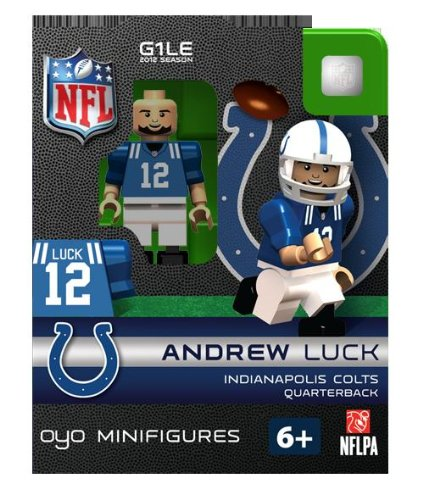 Indianapolis Colts Figurine (NFL Indianapolis Colts andrew Luck Figurine)