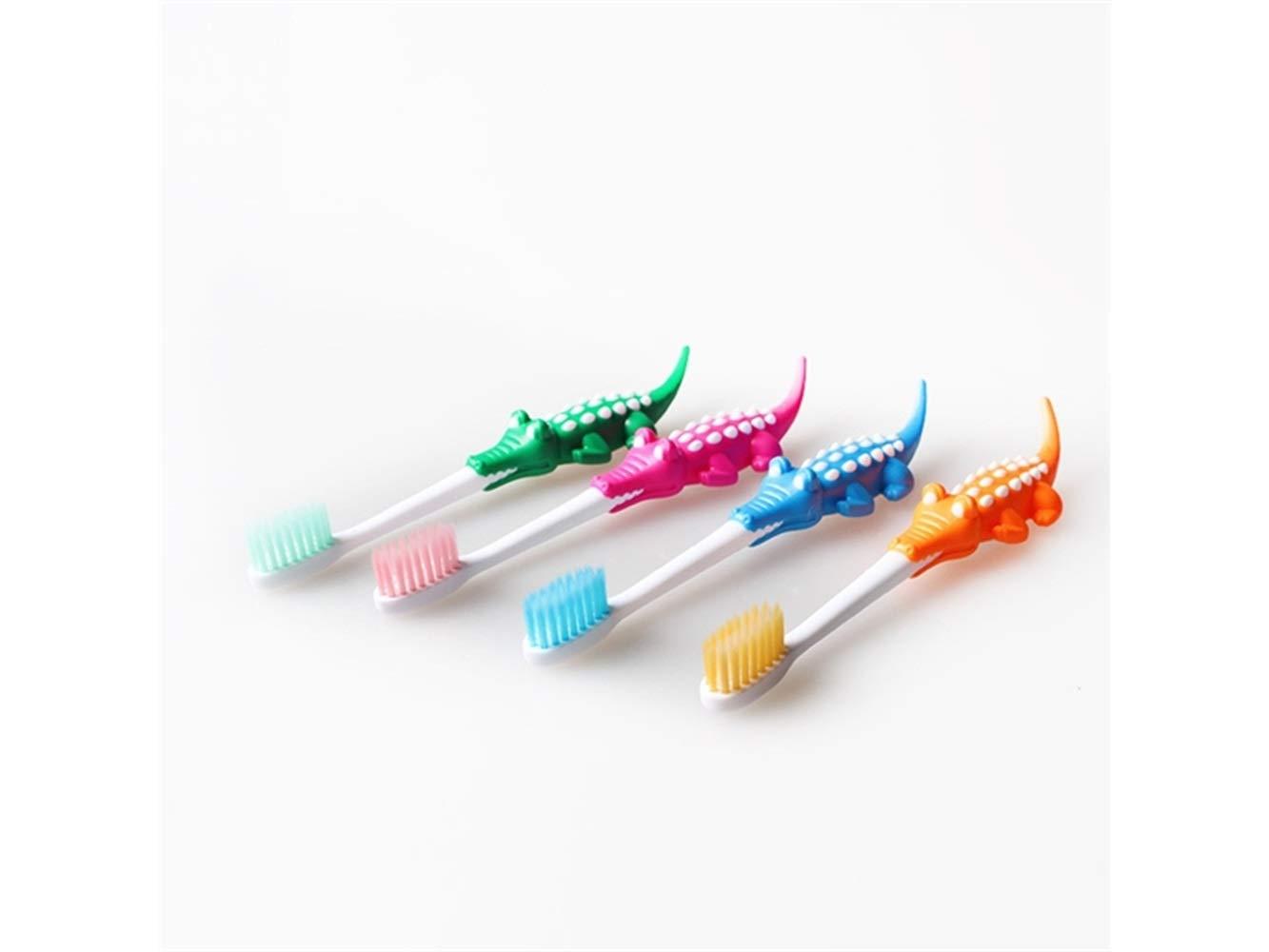 Cepillo de dientes suave 5 piezas de dibujos animados de ...
