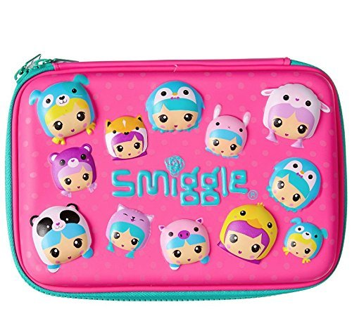 Smiggle Pencil Case Scented Kooky Hardtop - Pink - Buy ... - photo#30