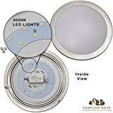 New Modern Round LED Ceiling Light | Contemporary