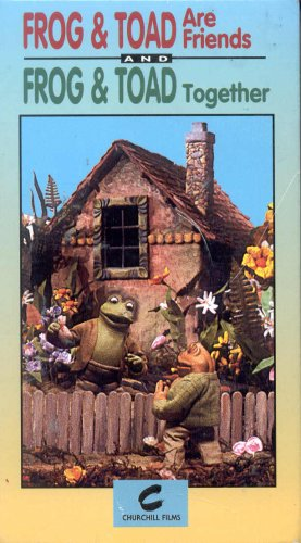 amazon com frog and toad double feature frog and toad are friends