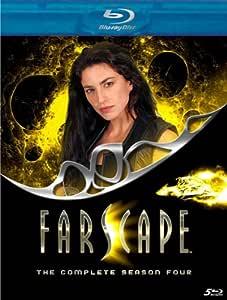 Farscape: The Complete Season Four [Blu-ray]