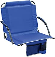 Rio Gear Bleacher Boss Stadium Chair with Wrapped Arms
