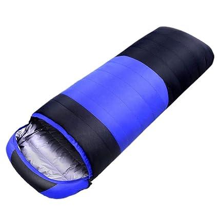 ZHAO YELONG Profesión Al Aire Libre Ligero Impermeable Transpirable Calefacción Saco De Dormir Acampar A Pie