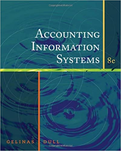 Amazon accounting information systems 9780324663808 ulric j accounting information systems 8th edition fandeluxe Image collections