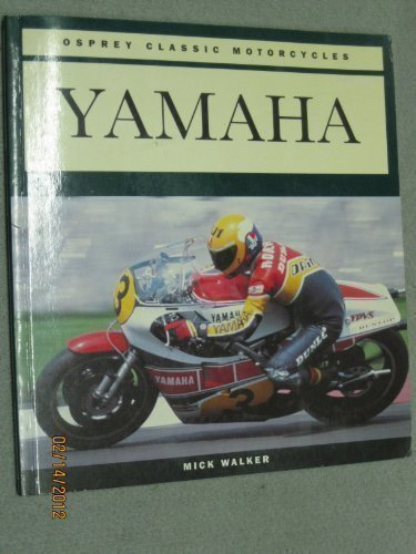 Yamaha (Osprey Color Library)