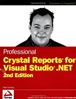 Professional Crystal Reports for Visual Studio .NET, 2nd Edition Front Cover