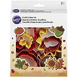 Wilton 7-Piece Autumn Cookie Cutter Set