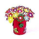 East Majik Beautiful Flowers DIY Craft Meterial Pack Meaningful Gifts Set of 2#3