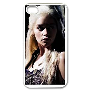 iphone4 4s White Game of Thrones phone cases&Holiday Gift