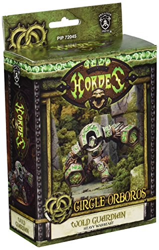 Privateer Press   Hordes   Circle Orboros  Wold Guardian Model Kit