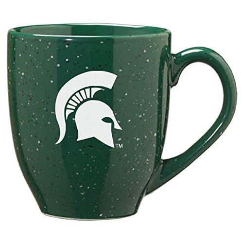 Michigan State University - 16-ounce Ceramic Coffee Mug - Green