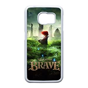 Brave For Samsung Galaxy S6 Edge Custom Cell Phone Case Cover 92II659607