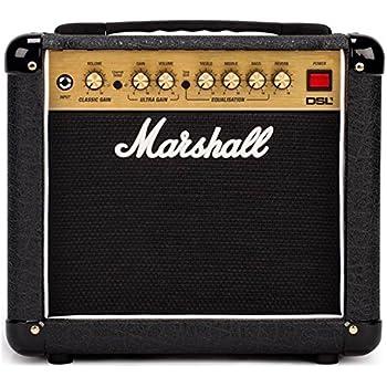 marshall amps guitar combo amplifier m dsl1cr u musical instruments. Black Bedroom Furniture Sets. Home Design Ideas