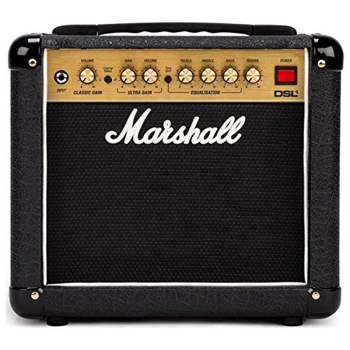 - Marshall Amps DSL1CR Guitar Combo Amplifier w/Reverb