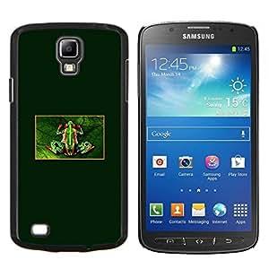 Stuss Case / Funda Carcasa protectora - Tiny Bosque Rana Verde Selva - Samsung Galaxy S4 Active i9295