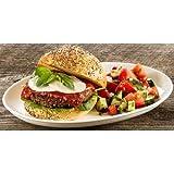 Tofurky Bulk Hearty Hemp Burger, 3.5 Ounce - 30 per case.