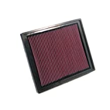 K&N 33-2337 High Performance Replacement Air Filter