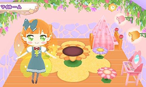 Rilu Rilu Fairilu Kirakira Hajimete no Fairilu Magic 3DS Japan Import