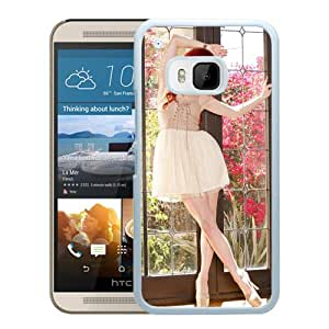 Beautiful Girl Cover Case For HTC ONE M9 With Elle Alexandra Girl Mobile Wallpaper(14) Phone Case