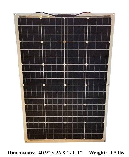 windynation-100w-100-watt-12v-bendable-flexible-thin-lightweight-monocrystalline-solar-panel-battery-charger-for-rv-boat-cabin-off-grid