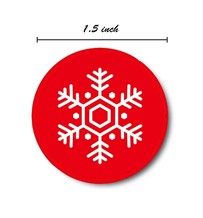 Details about  /Christmas Stickers Customised Label Self Adhesive 21 Or 65 Per Sheet