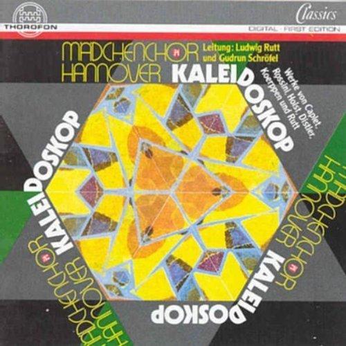 Kaleidoscope by Caplet, Rossini (1992-09-01)