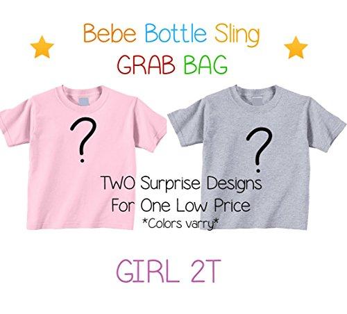 Grab Bag Tees - 5