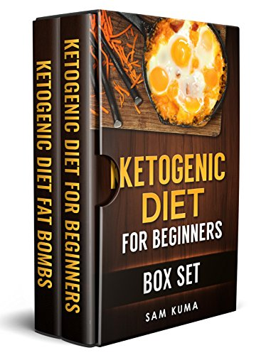 Ketogenic Diet for Beginners Box Set