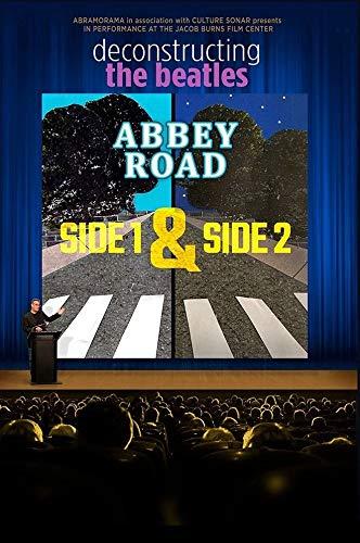 Deconstructing the Beatles: Abbey Road 2-Film DVD Set
