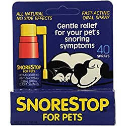SnoreStop for Pets 20 Tabs