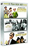 3 Stooges/Laurel and Hardy - Way Out West/Marx Brothers - Duck Soup [Import anglais]