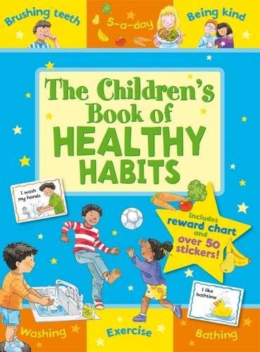 The Children's Book of Healthy Habits (Star Reward Chart)