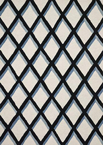 (Now House by Jonathan Adler Martine Collection Area Rug, 7'6