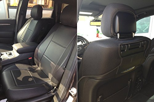 mix leatherette middle synthetic sides two front custom car seat covers fits on jeep. Black Bedroom Furniture Sets. Home Design Ideas