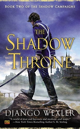 The Shadow Throne (The Shadow Campaigns)