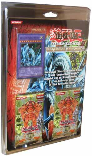 Yu-Gi-Oh! - Ultimate Edition 2 Blister Pack (with Dragon Master Knight Promo + 2 Packs) (Revelation Pack)