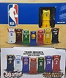 NBA Lucky Bag, Team Jersey - Grab Box (Contains 24 Lucky Bags, Each containing 1 Piece)
