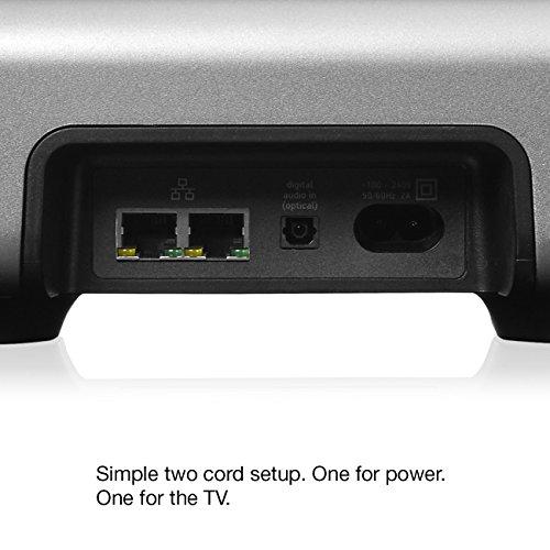Sonos PLAYBAR TV Soundbar/Wireless Streaming TV and Music Speaker - 6