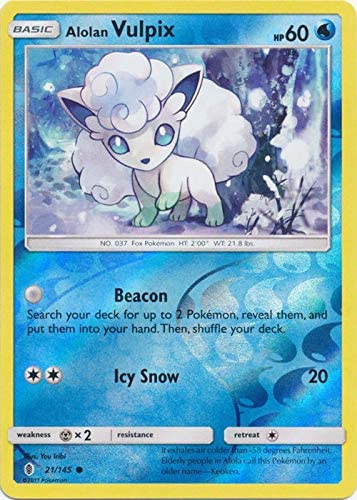 BURNING SHADOWS Pokemon COMPLETE Non Holo RARE SET 23 Cards Alolan Ninetales +