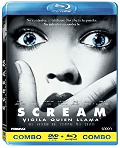 Scream 1 (DVD + BD)