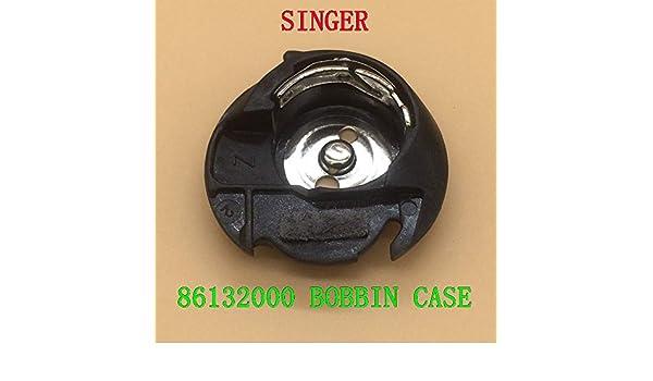 ShineBear #86132000 40051097, 086132. Caja de bobina Singer 7442 ...