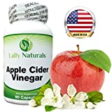 Natural Apple Cider Vinegar Pills 350 mg ★ - Best Reviews Guide