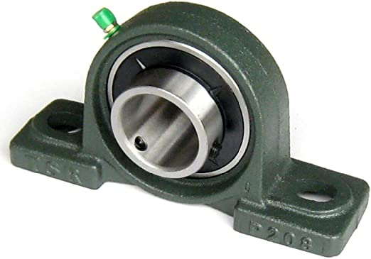 Amazon.com: BRDI11080 Bearings 50mm Inserted Bearings UC210 P210 UC210-30 UC210-31 UC210-32 UCP210 Include Axle Insert Bearing and Pillow Block: Sports & Outdoors