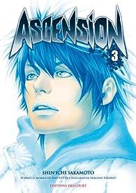 Ascension, tome 3 par Shin'ichi Sakamoto
