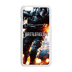 Happy Battlefield soldier Cell Phone Case for Iphone 6 Plus
