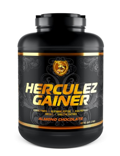Royal Herculez Gainer 6lbs Almond Chocolate Flavor